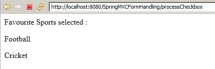 SpringMVC_CheckBoxExample_Success