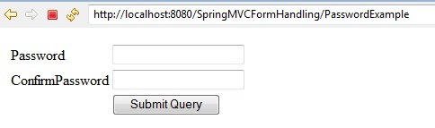SpringMVC_PasswordExampleSpringMVC_PasswordExample