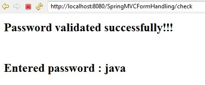 SpringMVC_PasswordExample_Success