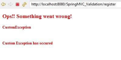 Spring_MVC_Custom_ExceptionSpring_MVC_Custom_Exception