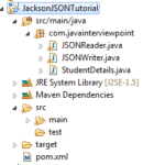 Jackson 2 JSON Parser