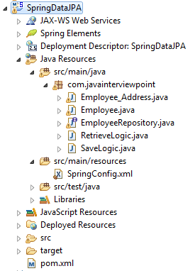 Spring Data JPA One To One