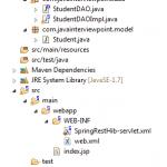 Spring RESTful Web Services CRUD