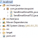 Send Email in Java using Gmail SMTP