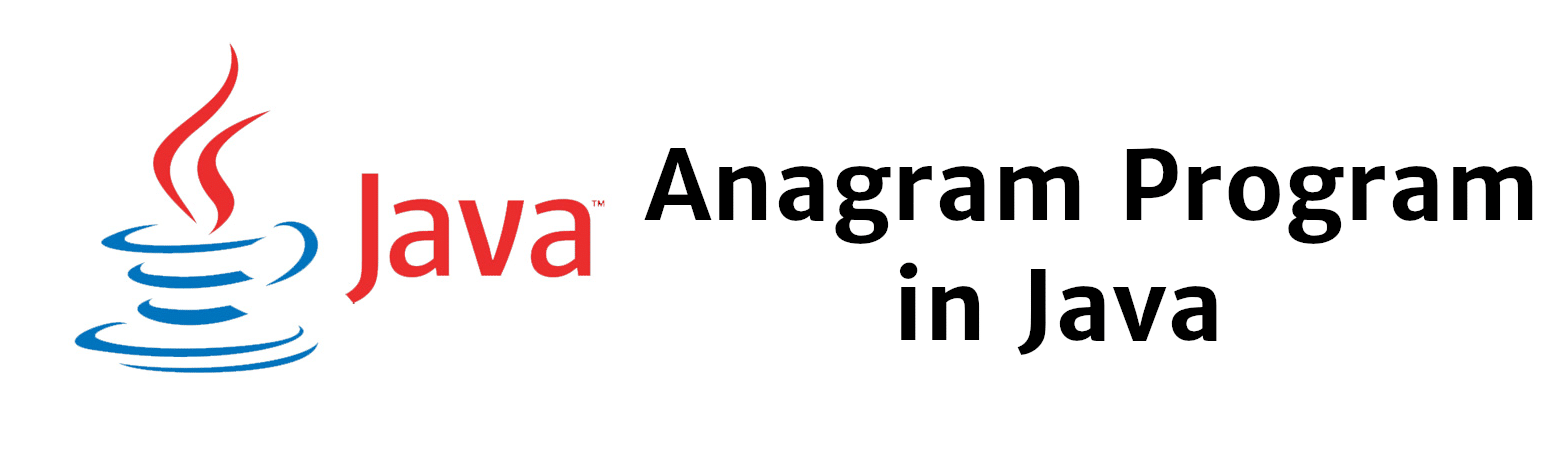 6 Different Ways - Java Anagram Program   Check if Two Strings Are