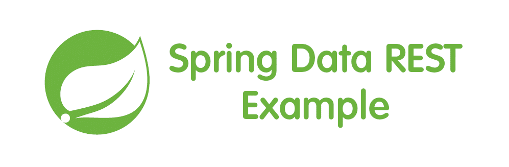 Spring Data REST Example